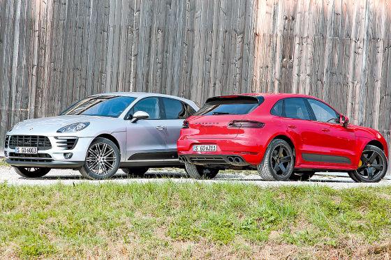 Porsche Macan. Porshe Macan GTS