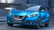 Nissan Lannia Concept: Peking Auto Show 2014