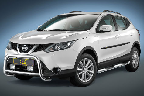nissan qashqai 2014 tuning von cobra. Black Bedroom Furniture Sets. Home Design Ideas