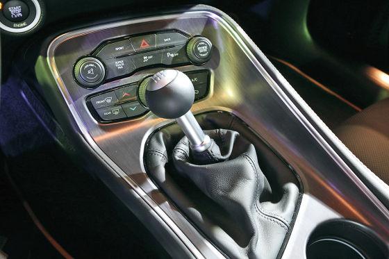 Dodge Challenger Facelift
