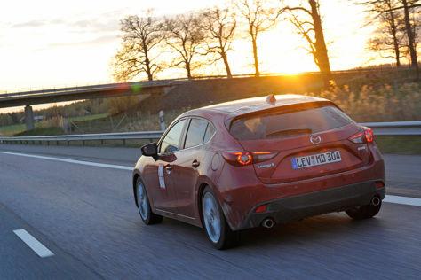 Mazda Kap-zum-Kap Etappe 2: Von Piteå nach Jönköping