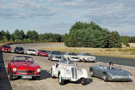 BMW M1, BMW 3.0 CSL, BMW M5, BMW M3 Sport Evo, BMW M Coupé