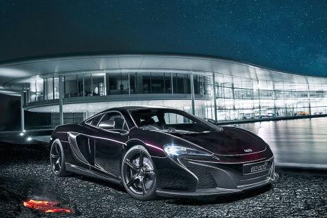 McLaren 650S: Sitzprobe in Genf 2014