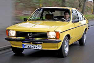 Opulenter Opel