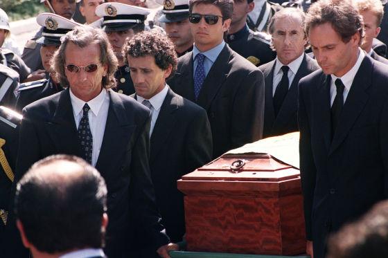 Trauerfeier in Brasilien