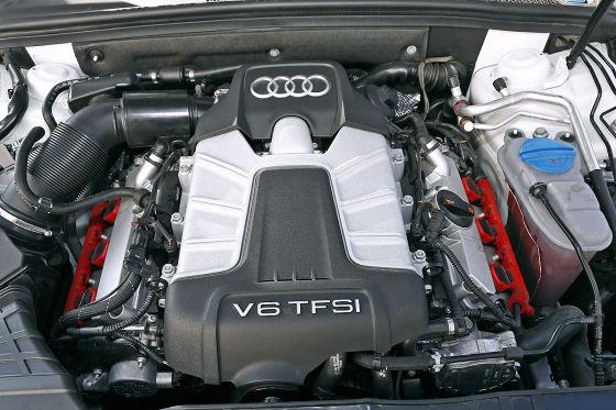 MS Design S4 A4 Motor
