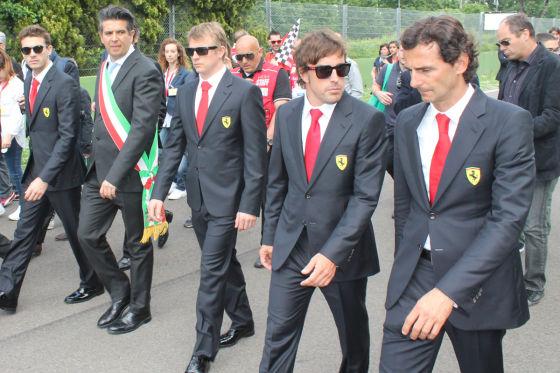 Ferrari-Fahrer