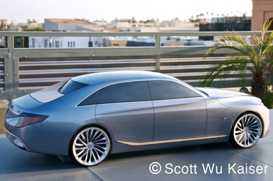 Mercedes U-Klasse Concept