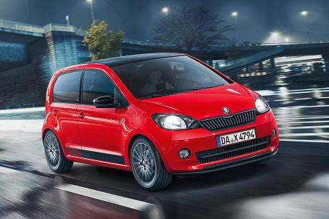 Skoda Citigo Monte Carlo: Neues Ausstattungspaket