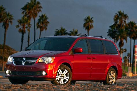 Dodge Caravan/Chrysler Town & Country: Rückruf wegen Brandgefahr