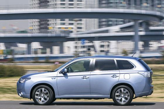 Mitsubishi Outlander Plug-in-Hybrid