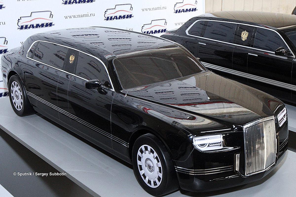 Putins neue Staatskarosse - Bilder - autobild.de