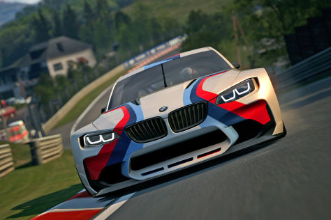 BMW Vision Gran Turismo: GT 6