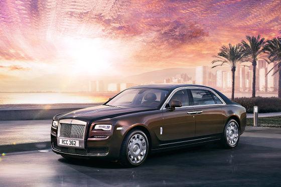 Rolls-Royce Ghost II EWB