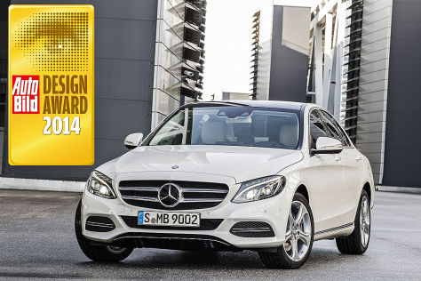 Mercedes CLA, 1. Platz Design Award 2013