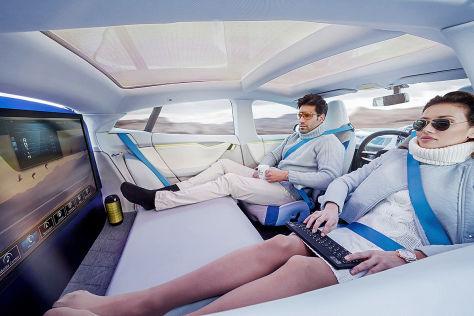 Gestzgebung fürs autonome Fahren gelockert
