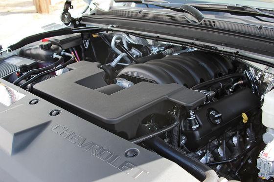 Chevrolet Tahoe (2014)
