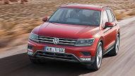 VW Tiguan (2016): Vorstellung und Preis