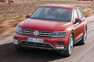 Alle Infos zum VW Tiguan