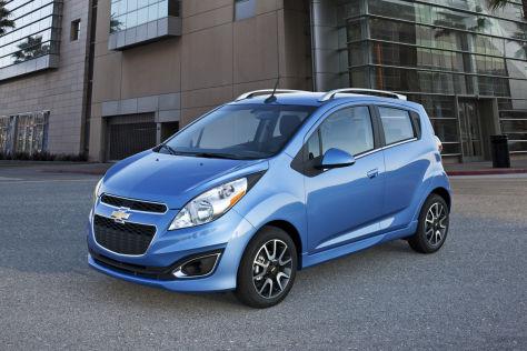 Chevrolet Spark: Getriebehalterung kann brechen