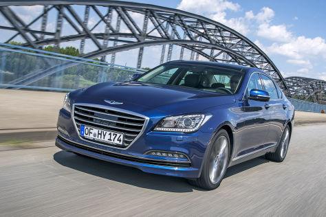 Hyundai Genesis: AMI Leipzig 2014