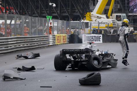 Monaco-Crash