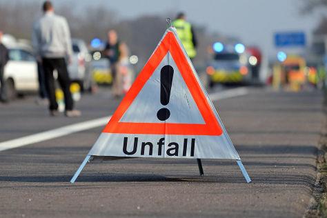 Unfallstatistik für erstes Quartal 2014
