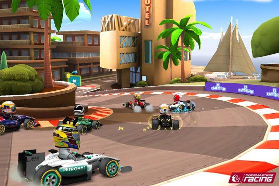 Kostenloser Formel-1-Spaß