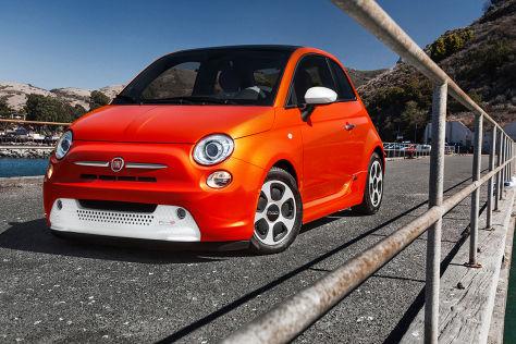 Fiat 500e als Minusgeschäft