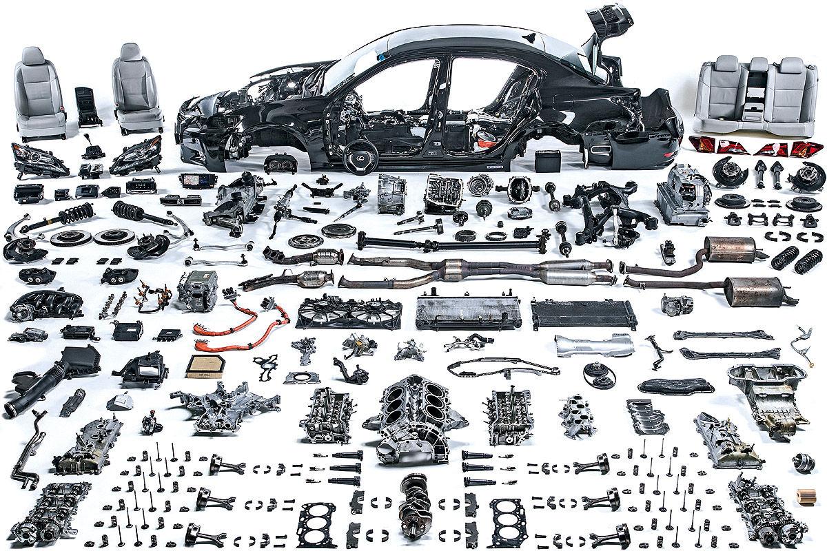 Berühmt über Automotorteile Bilder - Elektrische Schaltplan-Ideen ...