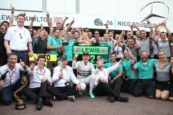 Monaco-Sieger 2014