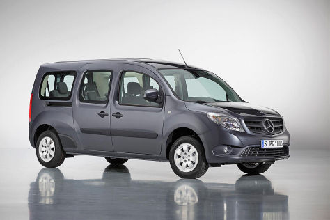Mercedes Citan Langversion