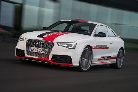 Audi RS5 TDI Concept: AMI Leipzig 2014