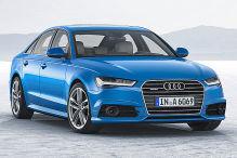 Facelift f�r den Audi A6