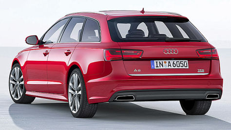 Audi A6 Facelift (2016): Vorstellung