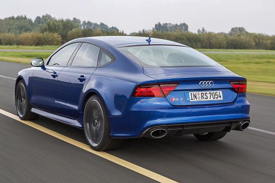 Audi A7/S7/RS 7 Facelift: Erster Fahrbericht - autobild.de