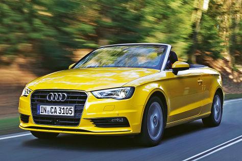 Audi A3 ultra: Neue sparsame Motoren