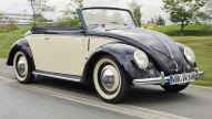 VW Hebm�ller Cabriolet