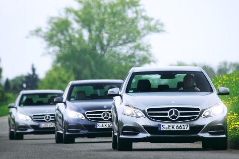 Diesel, Erdga, Benziner: Vergleich