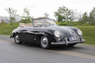 Test: Porsche 356 Cabriolet