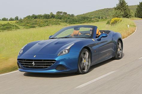 Fahrbericht Ferrari California T (2014)