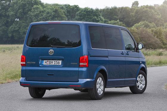 Neuer Spar-Diesel für den Multivan
