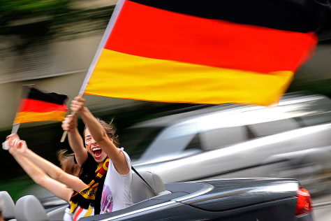 Umfrage: WM-Stars als Beifahrer