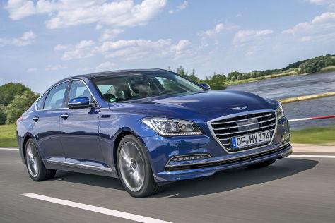 Hyundai Genesis (2014): Fahrbericht