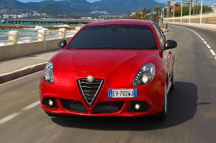 Erste Fahrt im Italo-GTI
