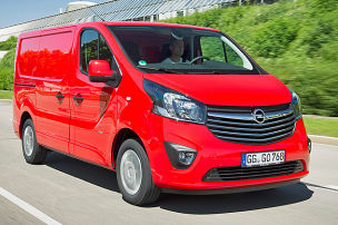 So fährt der Opel Vivaro