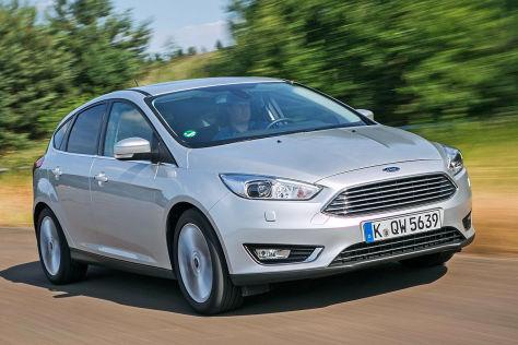 Ford Focus: Erste Mitfahrt nach dem Facelift