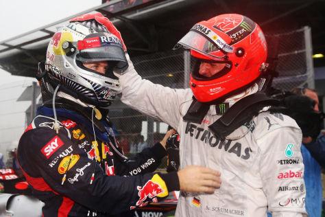 Gerhard Berger erlebte mit Sebastian Vettel seine erfolgreichste Zeit bei Toro Rosso