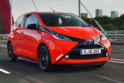 Toyota Aygo II (2014): Fahrbericht
