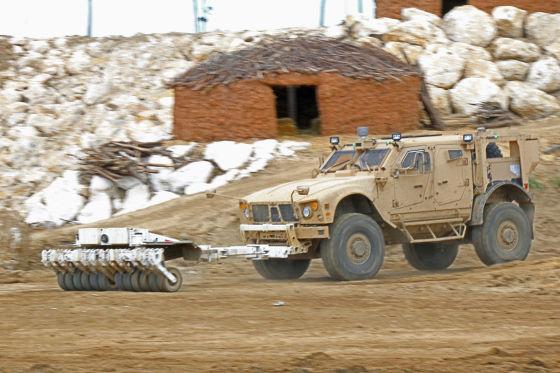 Oskosh M-ATV